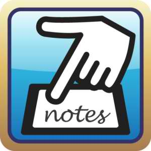 best handwriting app for kindle fire is 7notes premium
