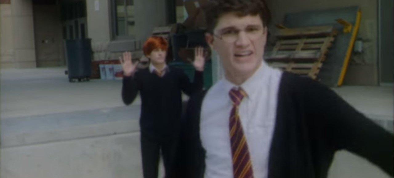 Straight Outta Hogwarts - NWA parody